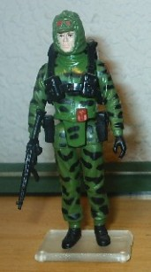 Z Force Infantryman