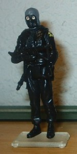 SAS Force Squad Leader