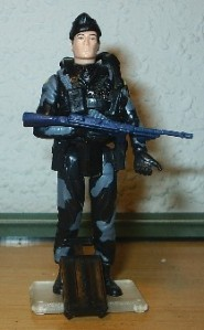 SAS Force Commando
