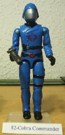 1982 Cobra Commander