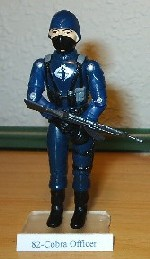 1982 Cobra Officer