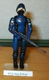 1982 Cobra Soldier