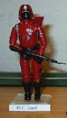 1985 Crimson Guard