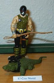 1987 Croc Master