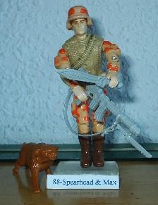 1988 Spearhead & Max