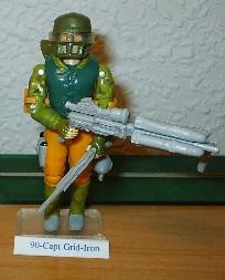1990 Capt Grid Iron