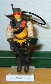 1991 Desert Scorpion