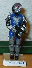 2001 Cobra Commander