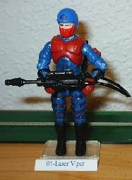 2001 Laser Viper