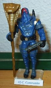 2002 Cobra Commander