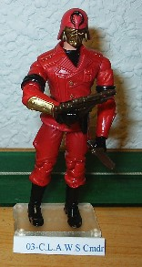 2003 Claws Commander