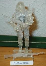 2003 Clear Zartan