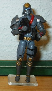 2003 Iron Grenadier