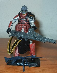 2011 Iron Grenadier