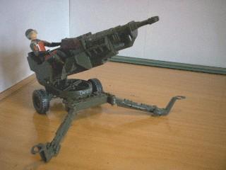 Heavy Artillery Laser