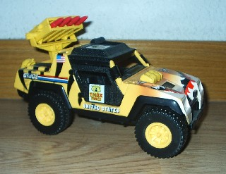 1989 Tiger Sting