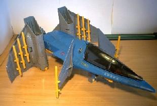 1990 Hurricane VTOL