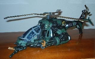 2002 Night Attack Chopper
