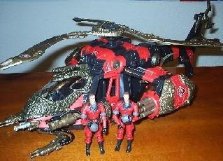 2003 Crimson Command Copter
