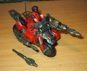 2003 Crimson Cycle