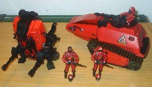 2004 Crimson Sabotage