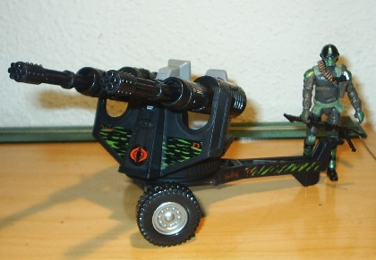 2011 Twin Battle Gun