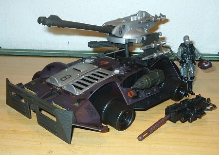 2010 Cobra Fury